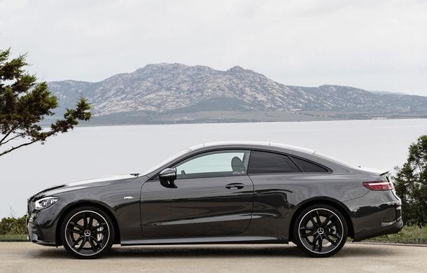 Mercedes-Benz prezintă Clasa E Coupe și Cabriolet facelift: ecrane de 12.3 inch la interior și motorizări mild-hybrid de până la 367 CP - Poza 54