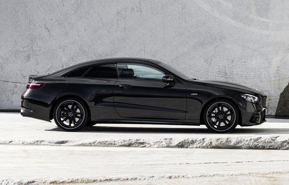Mercedes-Benz prezintă Clasa E Coupe și Cabriolet facelift: ecrane de 12.3 inch la interior și motorizări mild-hybrid de până la 367 CP - Poza 43