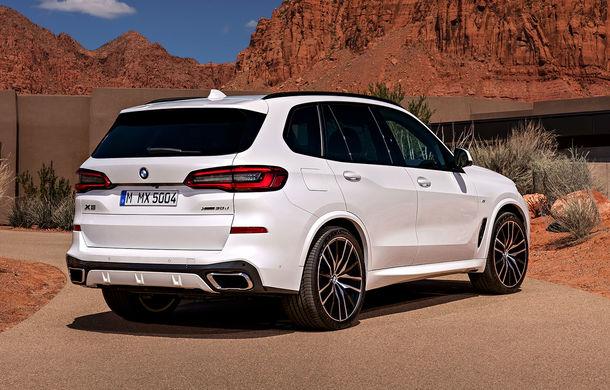 Îmbunătățiri în gama BMW: motoare diesel cu șase cilindri și sistem mild-hybrid la 48V pentru aproape toată gama de SUV-uri - Poza 1