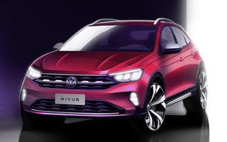 Un nou teaser pentru Volkswagen Nivus: noul SUV coupe va fi prezentat în 28 mai