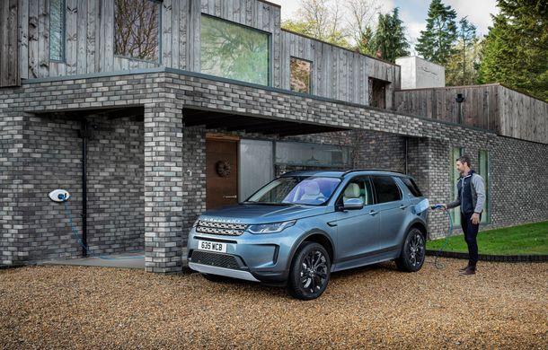 Prețuri pentru Land Rover Discovery Sport plug-in hybrid: de la 50.000 de euro pentru o autonomie electrică de 66 de kilometri - Poza 6
