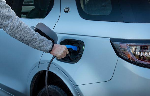 Prețuri pentru Land Rover Discovery Sport plug-in hybrid: de la 50.000 de euro pentru o autonomie electrică de 66 de kilometri - Poza 11