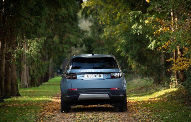 Prețuri pentru Land Rover Discovery Sport plug-in hybrid: de la 50.000 de euro pentru o autonomie electrică de 66 de kilometri - Poza 4