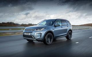 Prețuri pentru Land Rover Discovery Sport plug-in hybrid: de la 50.000 de euro pentru o autonomie electrică de 66 de kilometri