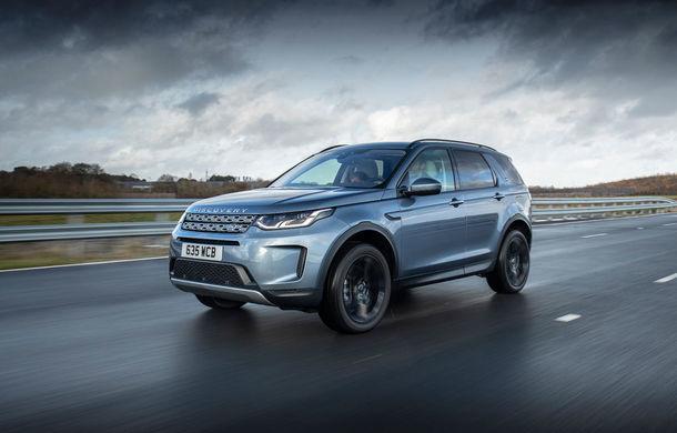 Prețuri pentru Land Rover Discovery Sport plug-in hybrid: de la 50.000 de euro pentru o autonomie electrică de 66 de kilometri - Poza 1