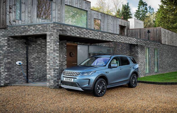 Prețuri pentru Land Rover Discovery Sport plug-in hybrid: de la 50.000 de euro pentru o autonomie electrică de 66 de kilometri - Poza 9
