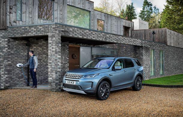 Prețuri pentru Land Rover Discovery Sport plug-in hybrid: de la 50.000 de euro pentru o autonomie electrică de 66 de kilometri - Poza 7