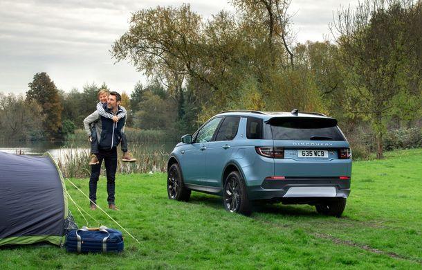 Prețuri pentru Land Rover Discovery Sport plug-in hybrid: de la 50.000 de euro pentru o autonomie electrică de 66 de kilometri - Poza 10