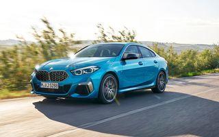 BMW despre Seria 2 Gran Coupe: