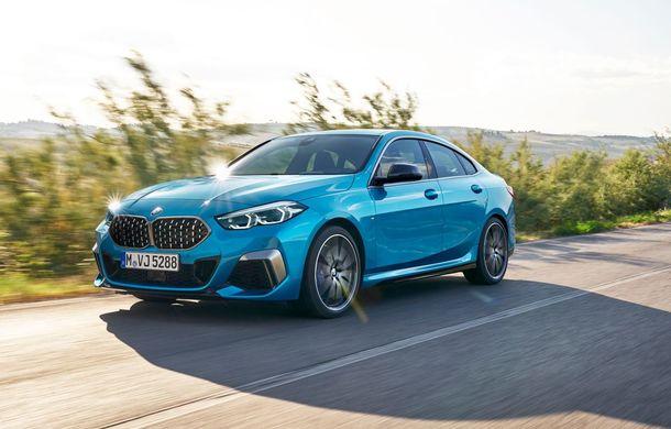 """BMW despre Seria 2 Gran Coupe: """"A fost creat ca să introducă emoție în segmentul compact"""" - Poza 1"""