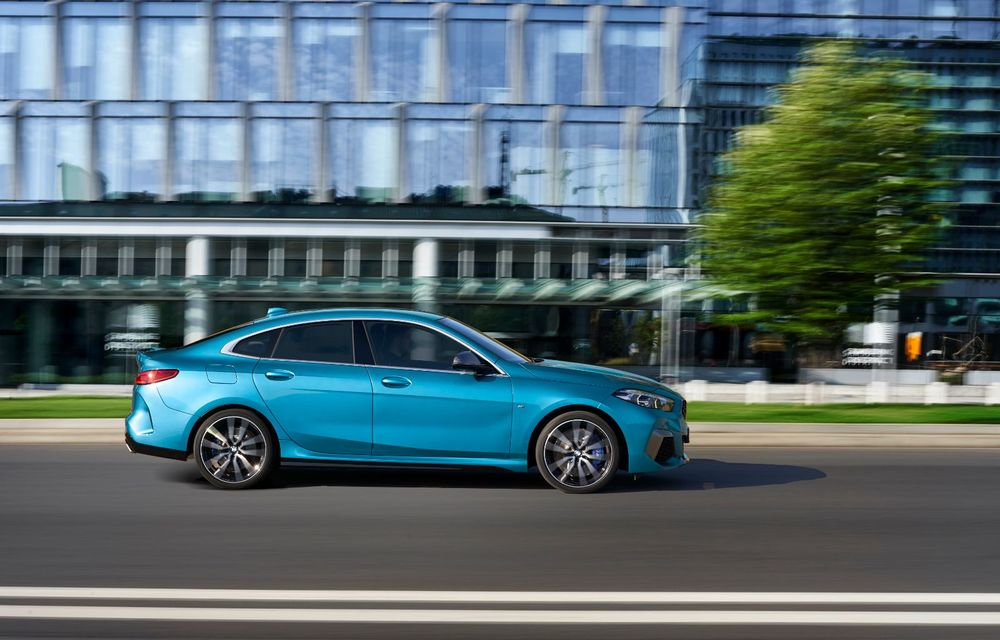 """BMW despre Seria 2 Gran Coupe: """"A fost creat ca să introducă emoție în segmentul compact"""" - Poza 3"""