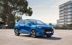 Noutăți pentru Ford Puma: motor diesel de 120 CP și transmisie automată pentru versiunea pe benzină