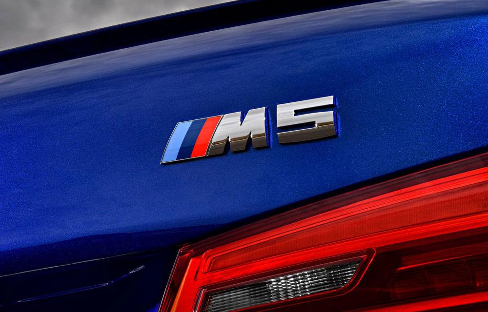 Informații despre viitoarele modele de performanță BMW: M5 facelift debutează în următoarele două săptămâni, iar M3 și M4 vor fi lansate în toamnă - Poza 1