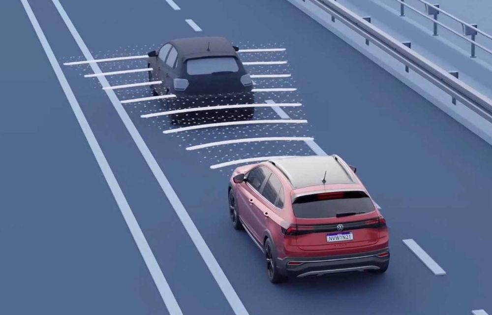 Primele imagini cu Volkswagen Nivus: SUV-ul coupe debutează în Brazilia înainte de a ajunge în Europa - Poza 22
