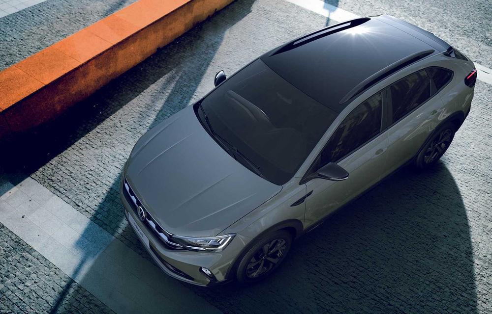 Primele imagini cu Volkswagen Nivus: SUV-ul coupe debutează în Brazilia înainte de a ajunge în Europa - Poza 11