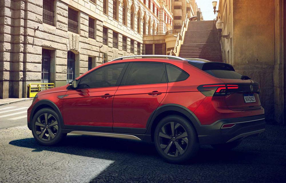 Primele imagini cu Volkswagen Nivus: SUV-ul coupe debutează în Brazilia înainte de a ajunge în Europa - Poza 12