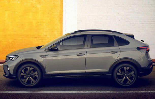 Primele imagini cu Volkswagen Nivus: SUV-ul coupe debutează în Brazilia înainte de a ajunge în Europa - Poza 9