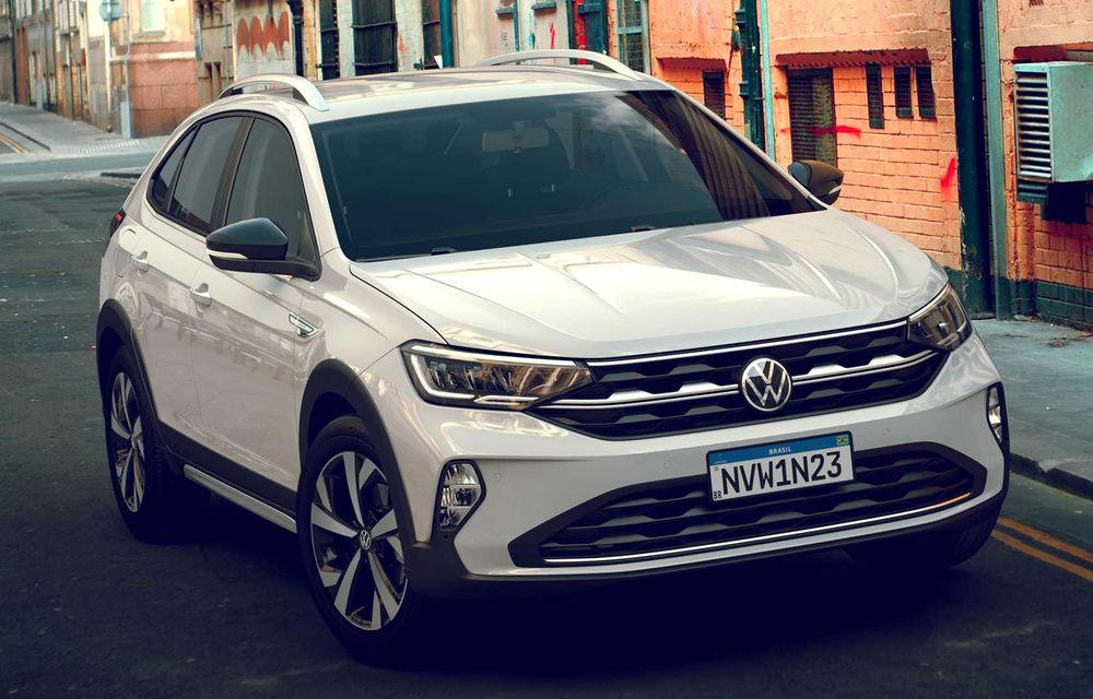 Primele imagini cu Volkswagen Nivus: SUV-ul coupe debutează în Brazilia înainte de a ajunge în Europa - Poza 6