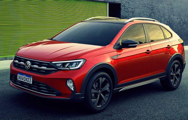 Primele imagini cu Volkswagen Nivus: SUV-ul coupe debutează în Brazilia înainte de a ajunge în Europa - Poza 15