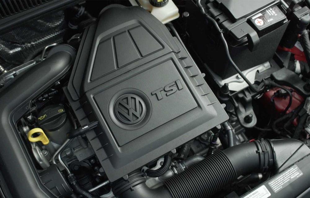 Primele imagini cu Volkswagen Nivus: SUV-ul coupe debutează în Brazilia înainte de a ajunge în Europa - Poza 23