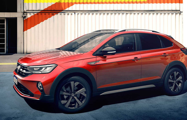 Primele imagini cu Volkswagen Nivus: SUV-ul coupe debutează în Brazilia înainte de a ajunge în Europa - Poza 16