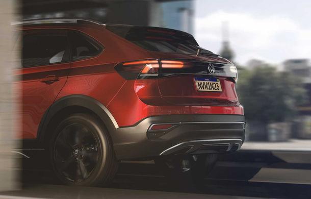 Primele imagini cu Volkswagen Nivus: SUV-ul coupe debutează în Brazilia înainte de a ajunge în Europa - Poza 18
