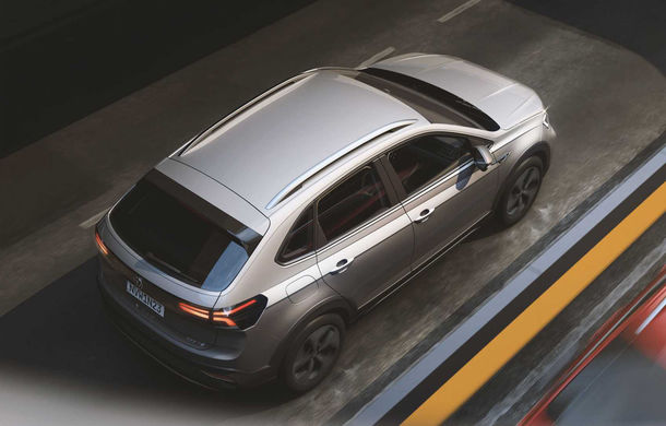 Primele imagini cu Volkswagen Nivus: SUV-ul coupe debutează în Brazilia înainte de a ajunge în Europa - Poza 10
