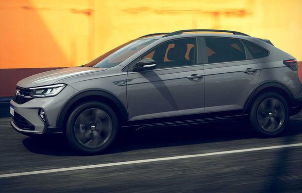 Primele imagini cu Volkswagen Nivus: SUV-ul coupe debutează în Brazilia înainte de a ajunge în Europa - Poza 8