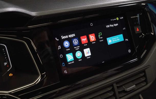 Primele imagini cu Volkswagen Nivus: SUV-ul coupe debutează în Brazilia înainte de a ajunge în Europa - Poza 27
