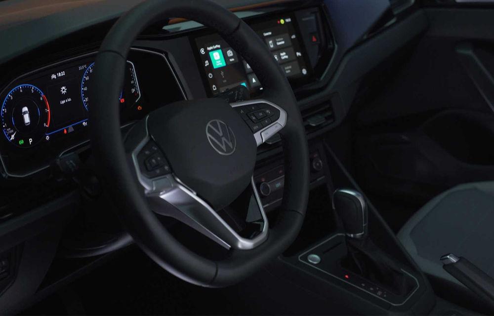 Primele imagini cu Volkswagen Nivus: SUV-ul coupe debutează în Brazilia înainte de a ajunge în Europa - Poza 26
