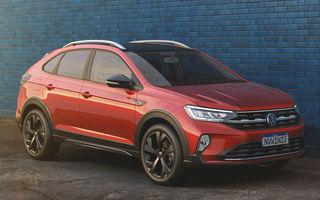 Primele imagini cu Volkswagen Nivus: SUV-ul coupe debutează în Brazilia înainte de a ajunge în Europa