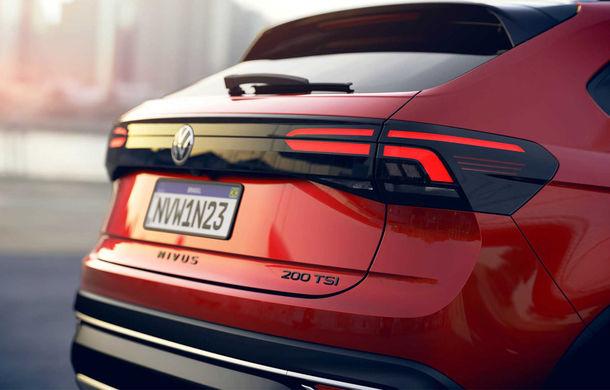 Primele imagini cu Volkswagen Nivus: SUV-ul coupe debutează în Brazilia înainte de a ajunge în Europa - Poza 21