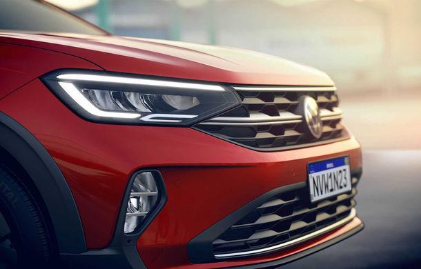 Primele imagini cu Volkswagen Nivus: SUV-ul coupe debutează în Brazilia înainte de a ajunge în Europa - Poza 19