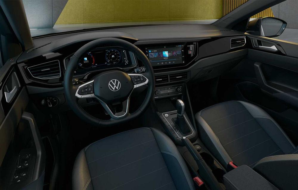 Primele imagini cu Volkswagen Nivus: SUV-ul coupe debutează în Brazilia înainte de a ajunge în Europa - Poza 24