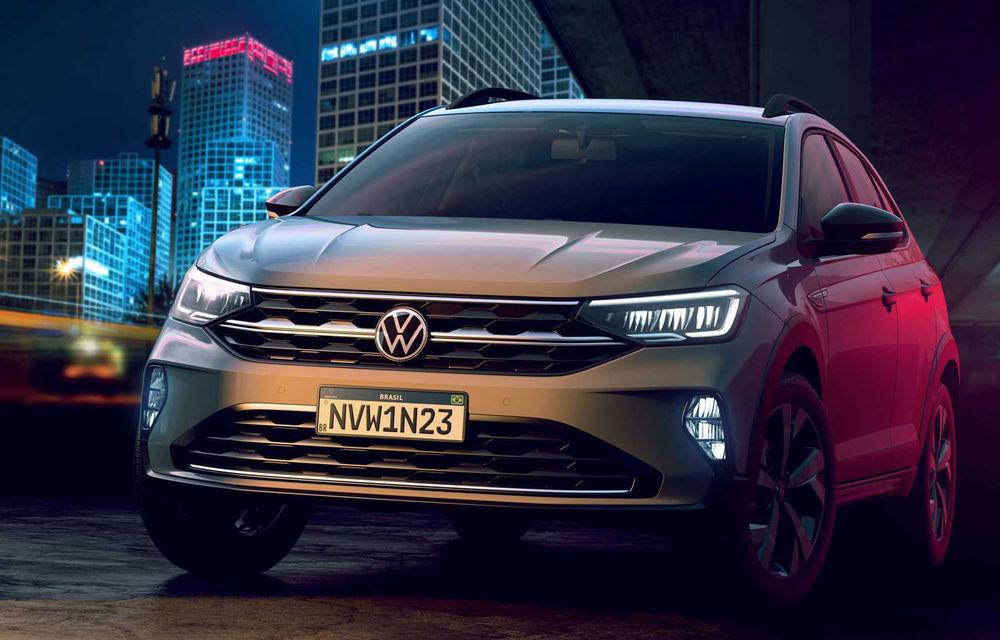 Primele imagini cu Volkswagen Nivus: SUV-ul coupe debutează în Brazilia înainte de a ajunge în Europa - Poza 14