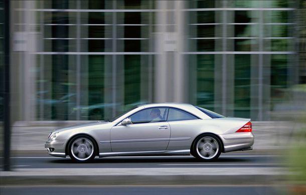 Aniversare în familia Mercedes-Benz: 20 de ani de la debutul versiunii CL 55 AMG F1 Limited Edition - Poza 4