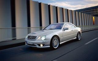 Aniversare în familia Mercedes-Benz: 20 de ani de la debutul versiunii CL 55 AMG F1 Limited Edition