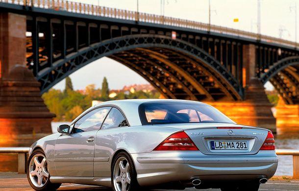 Aniversare în familia Mercedes-Benz: 20 de ani de la debutul versiunii CL 55 AMG F1 Limited Edition - Poza 3