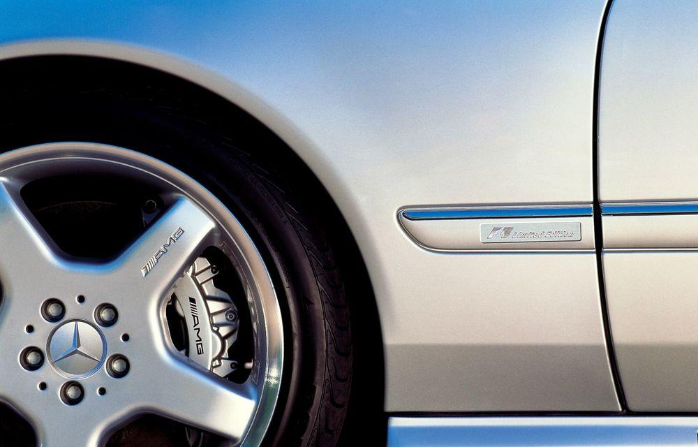 Aniversare în familia Mercedes-Benz: 20 de ani de la debutul versiunii CL 55 AMG F1 Limited Edition - Poza 6