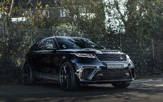 Pachet de performanță pentru Range Rover Velar: 600 de cai putere din partea Manhart pentru SUV-ul britanic