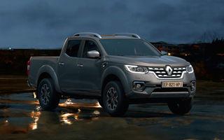Renault confirmă eliminarea modelului Alaskan din gamă: