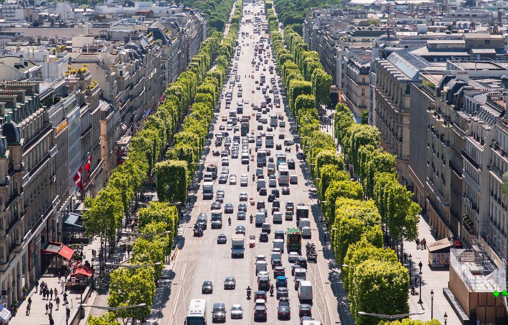Piața auto europeană începe să-și revină: înmatriculările de mașini noi au scăzut în Franța cu 50% în luna mai - Poza 1