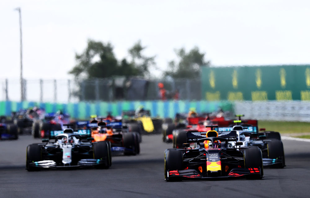 Formula 1 a publicat calendarul primelor 8 curse ale sezonului: start în Austria în 5 iulie - Poza 1