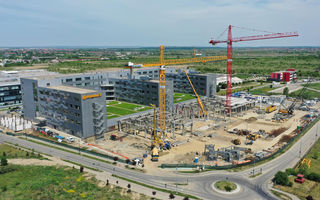 Continental va extinde centrul de cercetare și dezvoltare din Timișoara: lucrările vor fi finalizate în aprilie 2021 după o investiție de 33 de milioane de euro