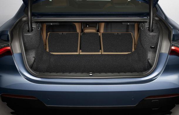 Noua generație BMW Seria 4 Coupe: design nou, tehnologii moderne și motorizări mild-hybrid cu puteri de până la 374 CP - Poza 99