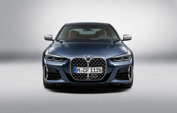 Noua generație BMW Seria 4 Coupe: design nou, tehnologii moderne și motorizări mild-hybrid cu puteri de până la 374 CP - Poza 68