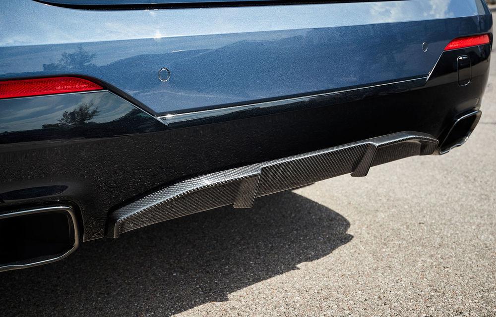Noua generație BMW Seria 4 Coupe: design nou, tehnologii moderne și motorizări mild-hybrid cu puteri de până la 374 CP - Poza 59