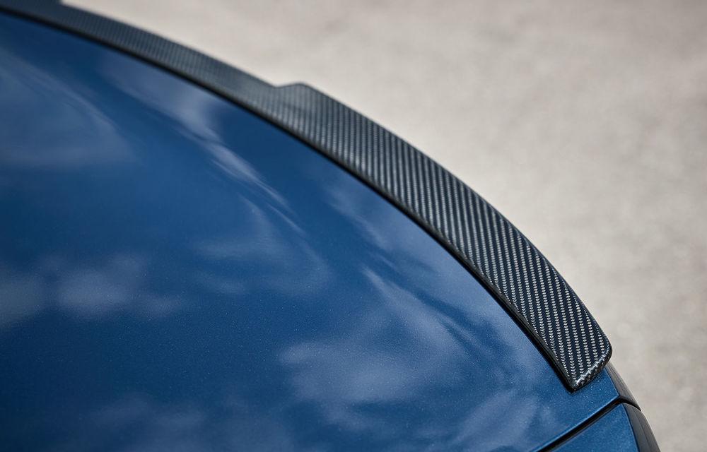 Noua generație BMW Seria 4 Coupe: design nou, tehnologii moderne și motorizări mild-hybrid cu puteri de până la 374 CP - Poza 55