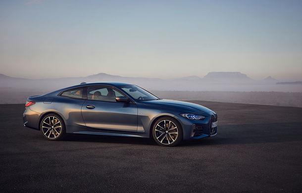 Noua generație BMW Seria 4 Coupe: design nou, tehnologii moderne și motorizări mild-hybrid cu puteri de până la 374 CP - Poza 44
