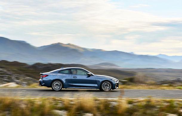 Noua generație BMW Seria 4 Coupe: design nou, tehnologii moderne și motorizări mild-hybrid cu puteri de până la 374 CP - Poza 30